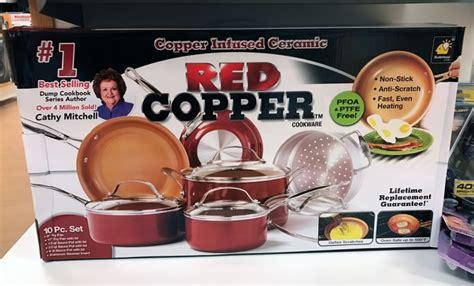 tv copper chef  pc cooking set    kohls  krazy coupon lady