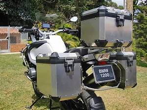 Topcase Bmw R1200gs : 2014 bmw r 1200 gs adventure aluminum luggage system and ~ Jslefanu.com Haus und Dekorationen