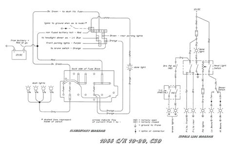 headlight switch wiring  ford  wiring diagrams show