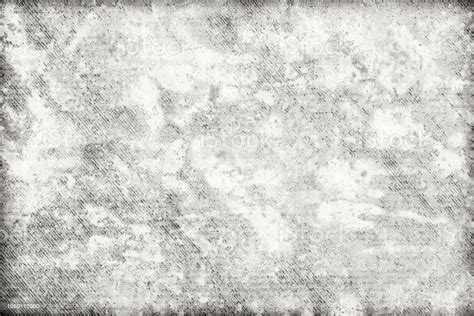 Grunge Texture Black And White Old Vintage Surface With
