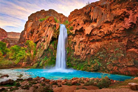 Havasu Falls Camping Permits Everything You Need To Know
