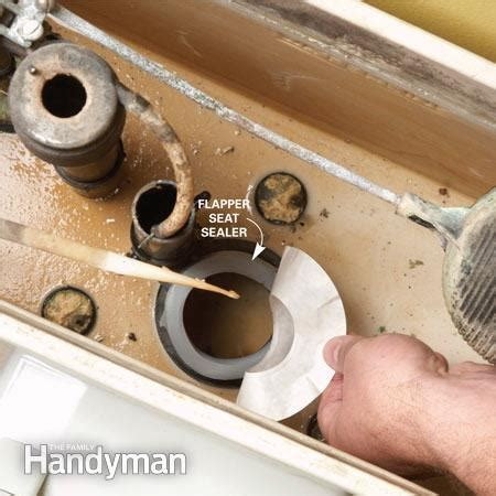 Fix A Running Toilet  The Family Handyman