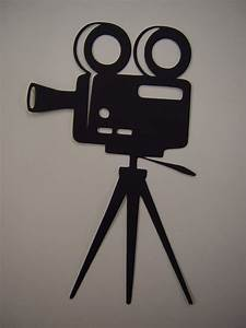 The gallery for --> Vintage Video Camera Clip Art