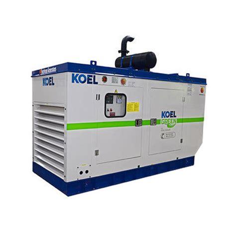 kirloskar 125 kva liquid cooled diesel generator frequency 60 hz rs 600000 unit id