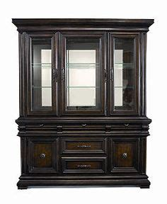 macys bradford china cabinet 1000 images about dining room on dining room