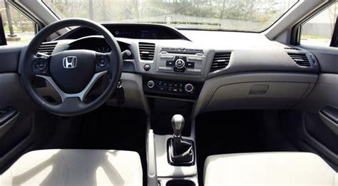 honda civic 2012 interior drive 2012 honda civic sedan and coupe autoblog