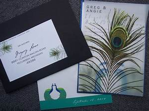 Peacock wedding invitations square1mailers latest for Peacock wedding invitations with photo