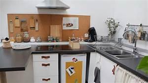 Placards De Cuisine : tendance on customise ses placards de cuisine ~ Carolinahurricanesstore.com Idées de Décoration