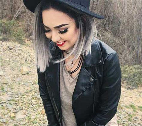 super short gray hair ideas