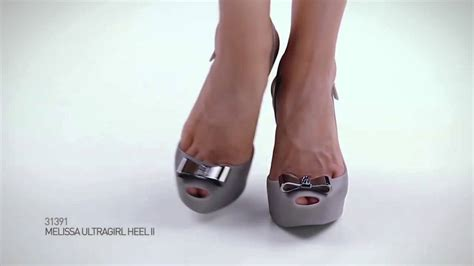 melissa ultragirl heel ii youtube