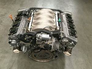 New Oem Audi A6 4 2l V8 Long Block Head Engine  U0026 39 99