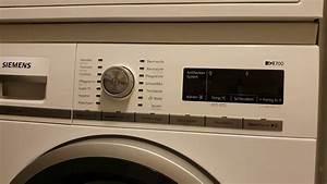 Waschmaschine Ohne Flusensieb : bosch siemens waschmaschine flusensieb blockiert was nun youtube ~ A.2002-acura-tl-radio.info Haus und Dekorationen