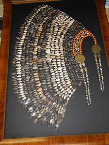 Native American - Unique Arrowhead art work - Headdress ...