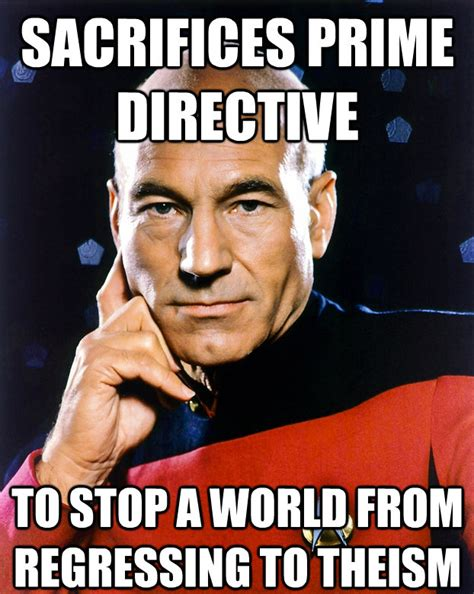 Picard Meme - captain picard star trek quotes quotesgram