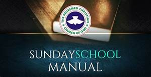 Rccg Sunday School Manual Lesson 11  The Baptism Of The