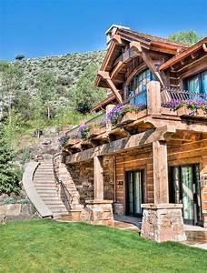 20, Amazing, Rustic, House, Design, Ideas
