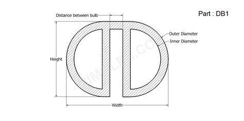 bulb seals gaskets weatherstrips of silicone rubber