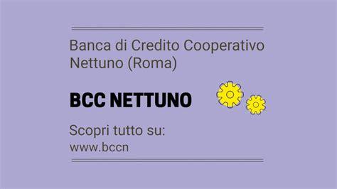Credito Cooperativo Nettuno Di Credito Cooperativo Di Nettuno Nettuno Roma