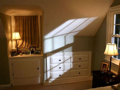 Decorating Ideas For A Dormer Bedroom by Built Ins For Dormers Hgtv