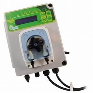 Traitement Piscine Oxygène Actif : distributeur d 39 oxyg ne actif ovy dose ~ Dailycaller-alerts.com Idées de Décoration