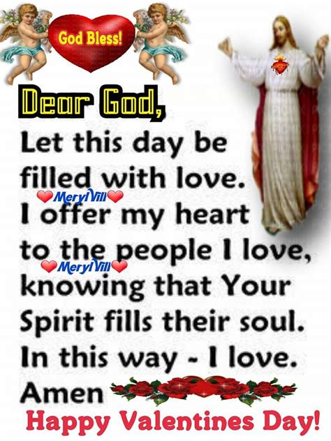happy valentines day prayer pictures   images