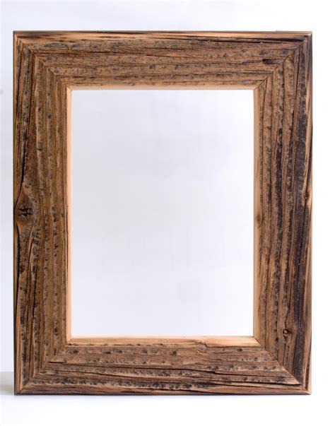 cadre en vieux bois artisan du cadre
