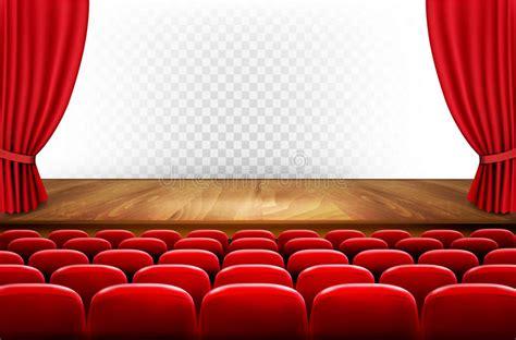 sieges cinema rangées des sièges rouges de cinéma ou de théâtre devant
