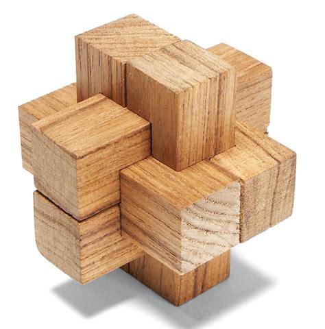 wooden burr puzzles popular woodworking magazine