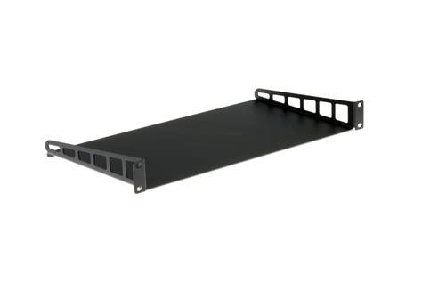 Kendall Howard Rack Mount Stationary Keyboard Tray