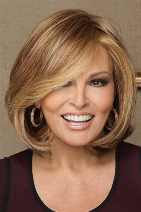 flattering hairstyles  older women haircuts