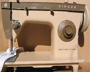 Singer L47 Sewing Machine Instruction Manual