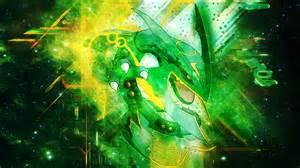 Mega Rayquaza Wallpaper