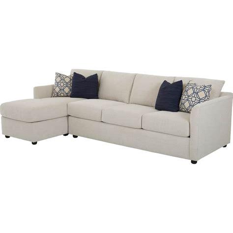 sectional sofas atlanta klaussner atlanta 2 sectional raf sofa laf chaise in