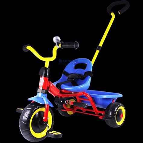 dreirad mit lenkstange kinder dreirad mit lenkstange und ablage kinderdreirad
