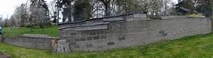 peindre un mur exterieur en blocs de beton With peindre mur en beton