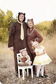 The Three Bears and Goldilocks Halloween Co…