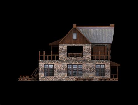 poly building collection   models