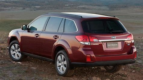 subaru outback review   carsguide