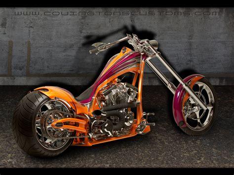 Covingtons Custom Motorcycle Wallpaper 32