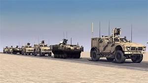 Military Convoy Ambush - Call To Arms  4k Gameplay