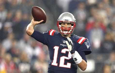 patriots grab  lead  brandin cooks touchdown