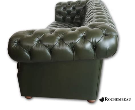 canapé cuir naturel canapé chesterfield cook capitons canapé chesterfield en