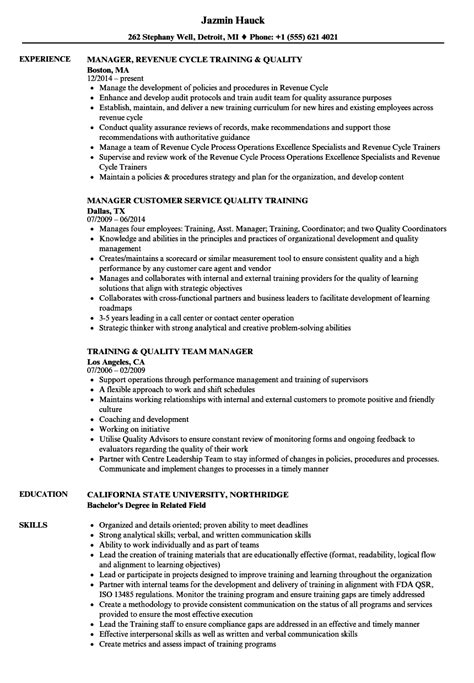 field trainer cover letter field trainer sle resume trainer cover letter