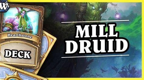 Druid Deck Hearthstone September 2017 by Mill Druid Hearthstone Deck Kotft Gametag Pl