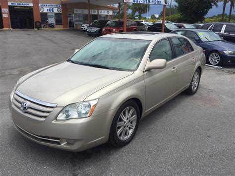 Toyota Avalon 2006 In Kissimmee Tampa Orlando Fl