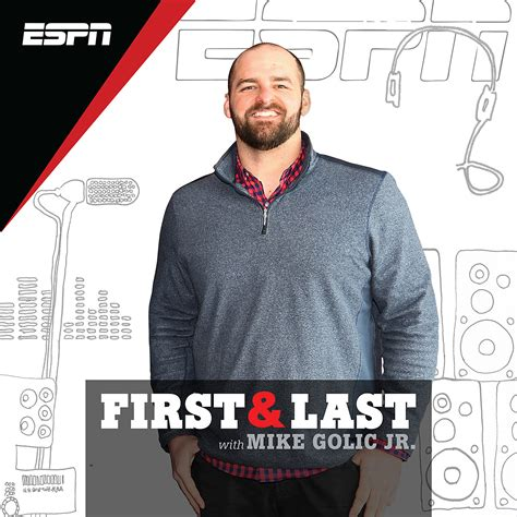 First and Last with Mike Golic Jr.