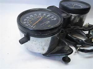 Yamaha Xs650 Special Speedometer Tachometer Gauges