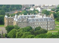 Holyrood Palace Simple English Wikipedia, the free