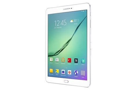 tablette tactile samsung galaxy tab s2 9 7 quot blanche 32 go wifi 4g 4170555 darty