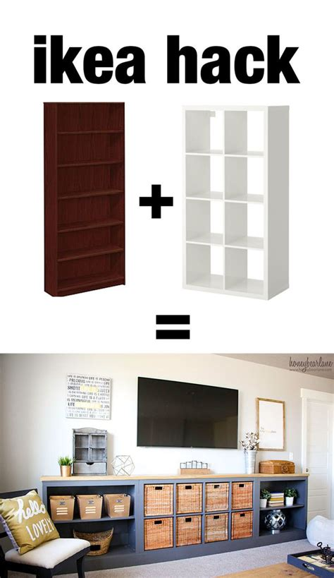 Arbeitszimmer Ikea Expedit by 17 Best Ideas About Ikea Office Hack On Ikea